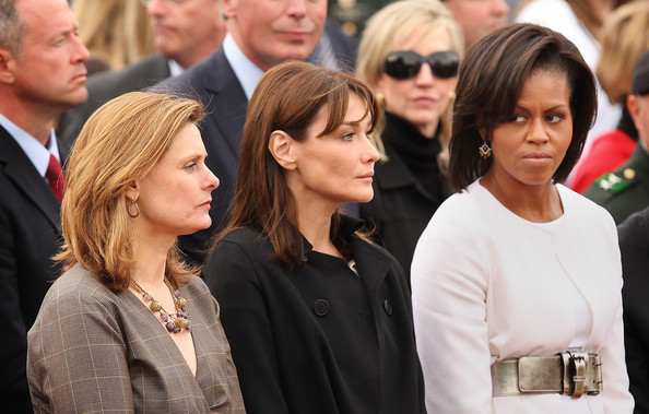 Michelle+Obama+Carla+Bruni+Sarkozy+Leaders+Mxi-cUlt0G0l
